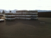Acq Treated  Trailer Pads Weed Ca
