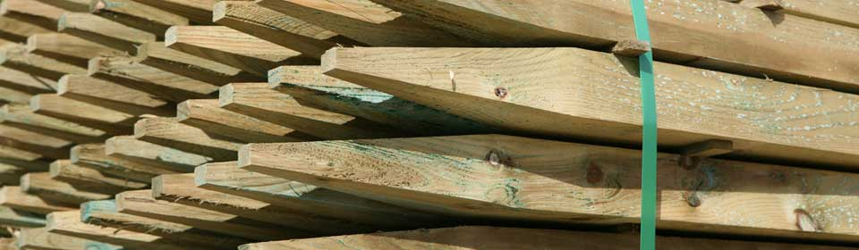 Pressure Treated Lumber Weed CA | Pacific States Treating